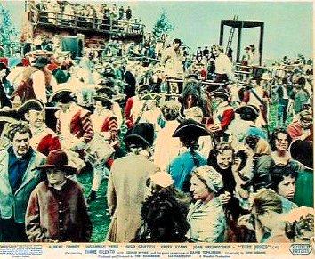 Lobby card from Tom Jones (1963) (2)
