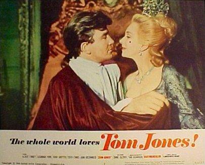 Lobby card from Tom Jones (1963) (3)