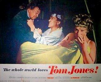 Lobby card from Tom Jones (1963) (4)