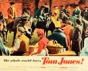 Lobby card from Tom Jones (1963) (5)