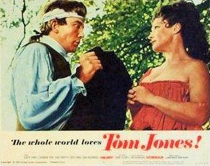 Lobby card from Tom Jones (1963) (6)