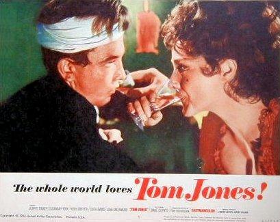 Lobby card from Tom Jones (1963) (7)