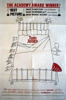 Poster for Tom Jones (1963) (1)