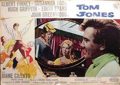 Poster for Tom Jones (1963) (5)