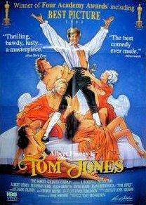 Poster for Tom Jones (1963) (6)