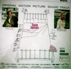 Soundtrack from Tom Jones (1963) (1)