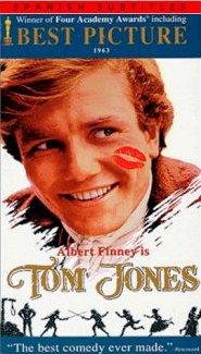 Video cover from Tom Jones (1963) (2)