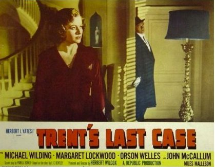 Lobby card from Trent's Last Case (1952) (1)