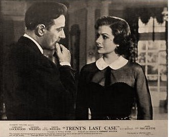 Lobby card from Trent's Last Case (1952) (10)
