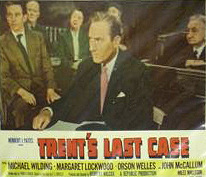 Lobby card from Trent's Last Case (1952) (2)