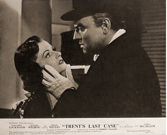 Lobby card from Trent's Last Case (1952) (3)