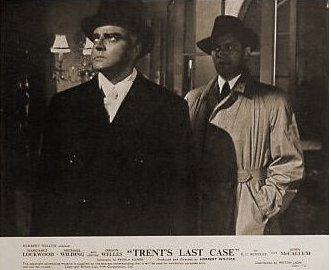 Lobby card from Trent's Last Case (1952) (5)