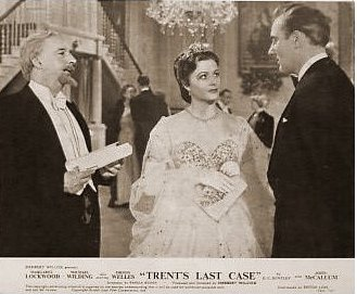 Lobby card from Trent's Last Case (1952) (6)