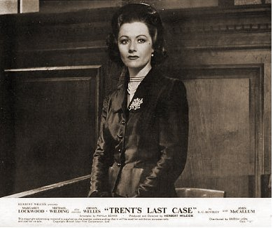 Lobby card from Trent's Last Case (1952) (7)