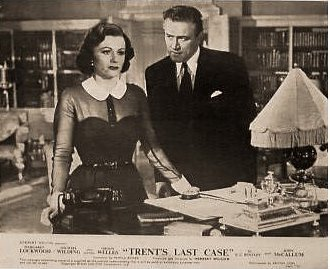 Lobby card from Trent's Last Case (1952) (9)