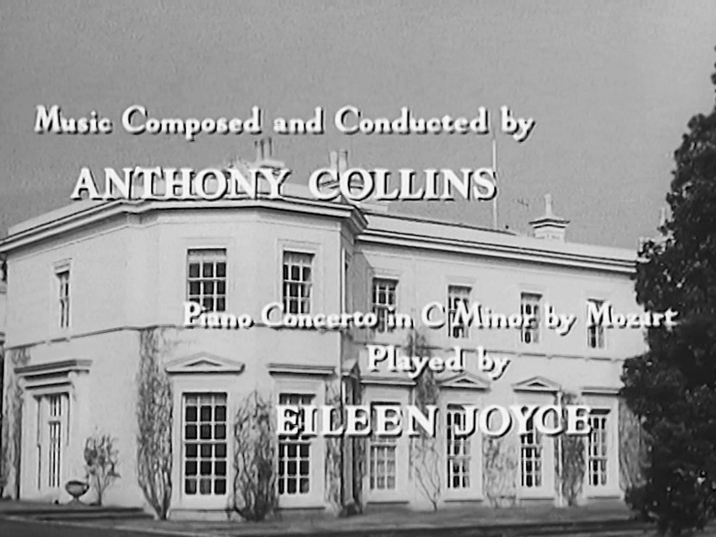 Main title from Trent's Last Case (1952) (7)