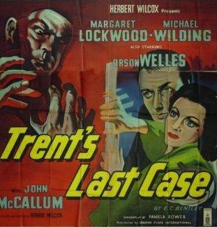 Poster for Trent's Last Case (1952) (3)