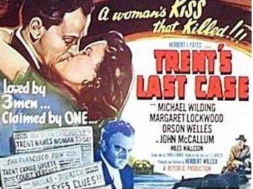 Poster for Trent's Last Case (1952) (4)