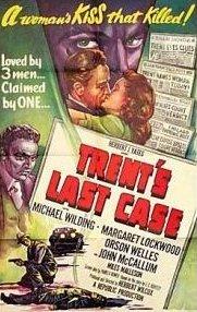 Poster for Trent's Last Case (1952) (5)