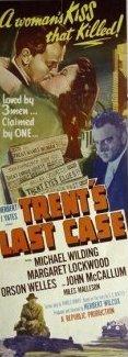 Poster for Trent's Last Case (1952) (6)
