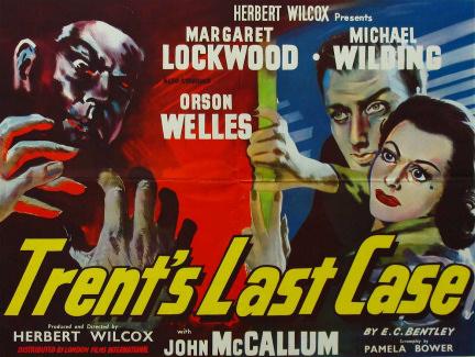 Poster for Trent's Last Case (1952) (8)