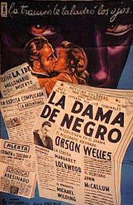 Spanish poster for Trent's Last Case (1952) (1)