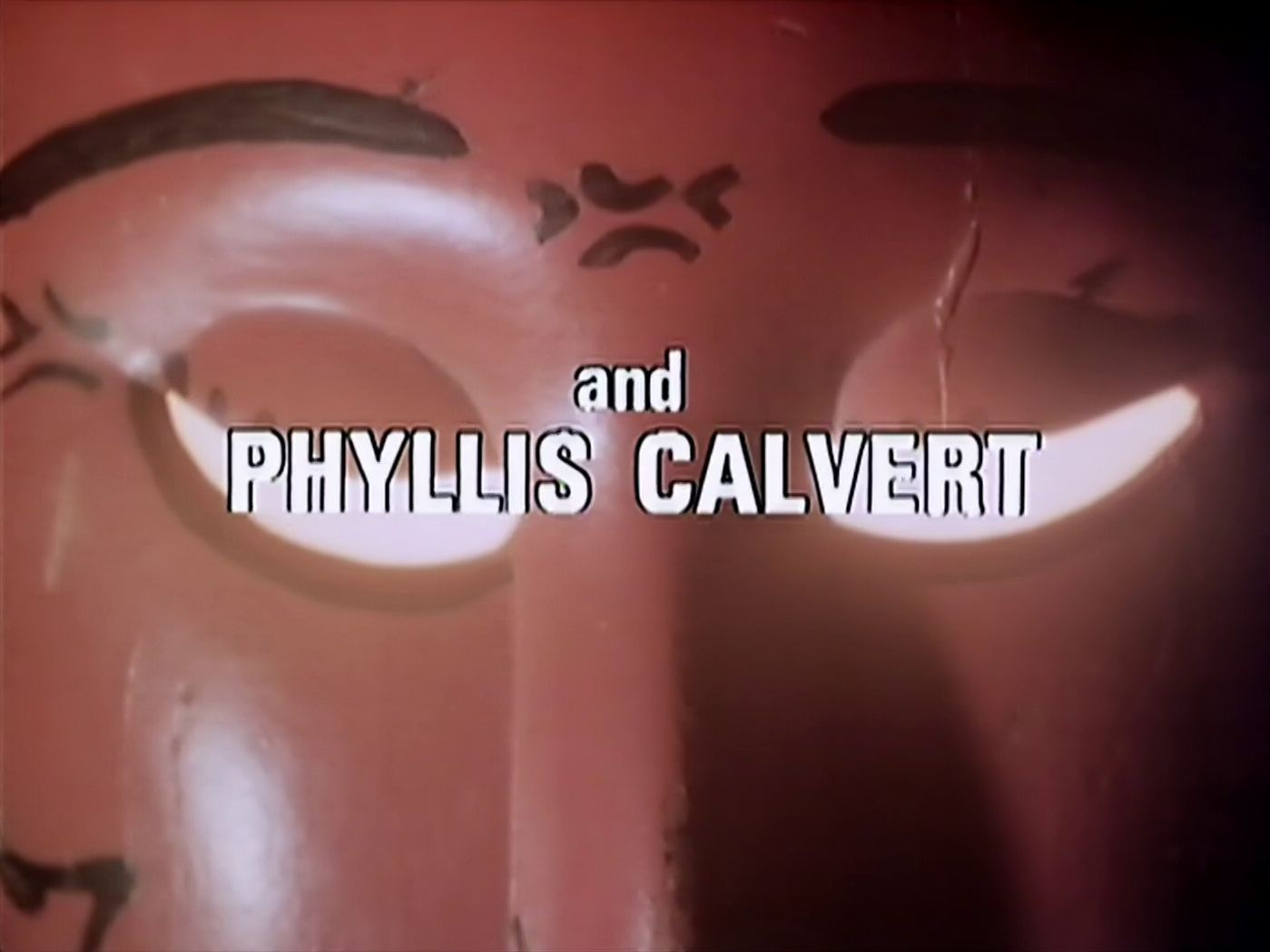 Opening credits from the 1983 'The Tribute' episode of Tales of the Unexpected (1979-1988) (5). Phyllis Calvert