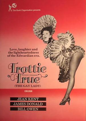Pressbook for Trottie True (1949) (1)