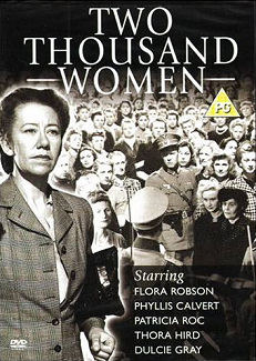 Two Thousand Women DVD with Flora Robson