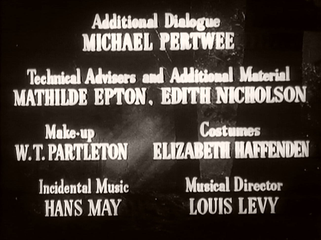 Main title from Two Thousand Women (1944) (4)