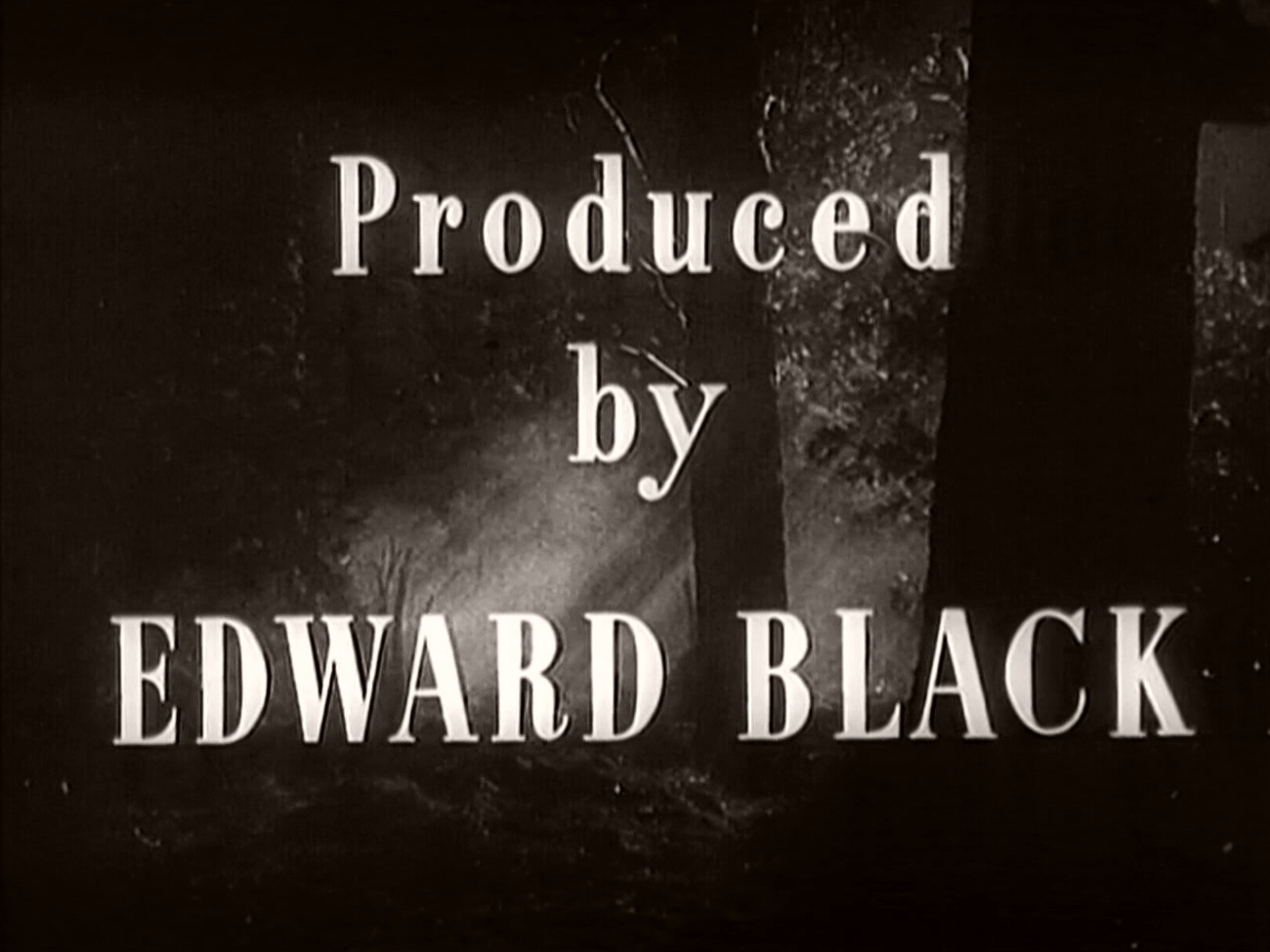 Main title from Two Thousand Women (1944) (7). Produced by Edward Black