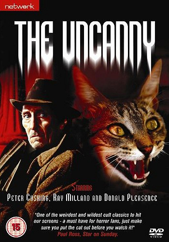 The Uncanny DVD from Network, 2006