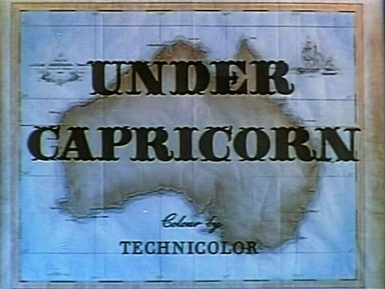 Main title from Under Capricorn (1949)