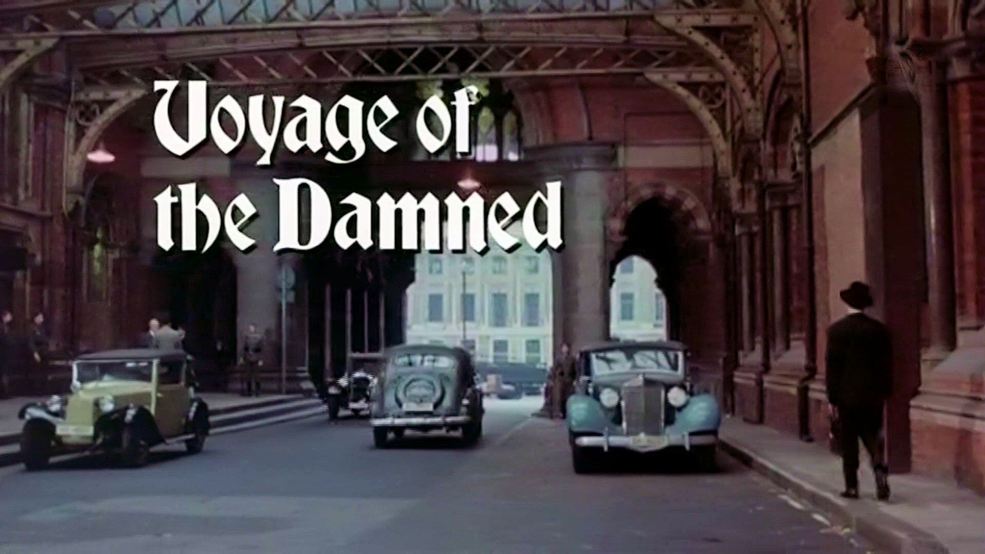 Main title from Voyage of the Damned (1976) (9)