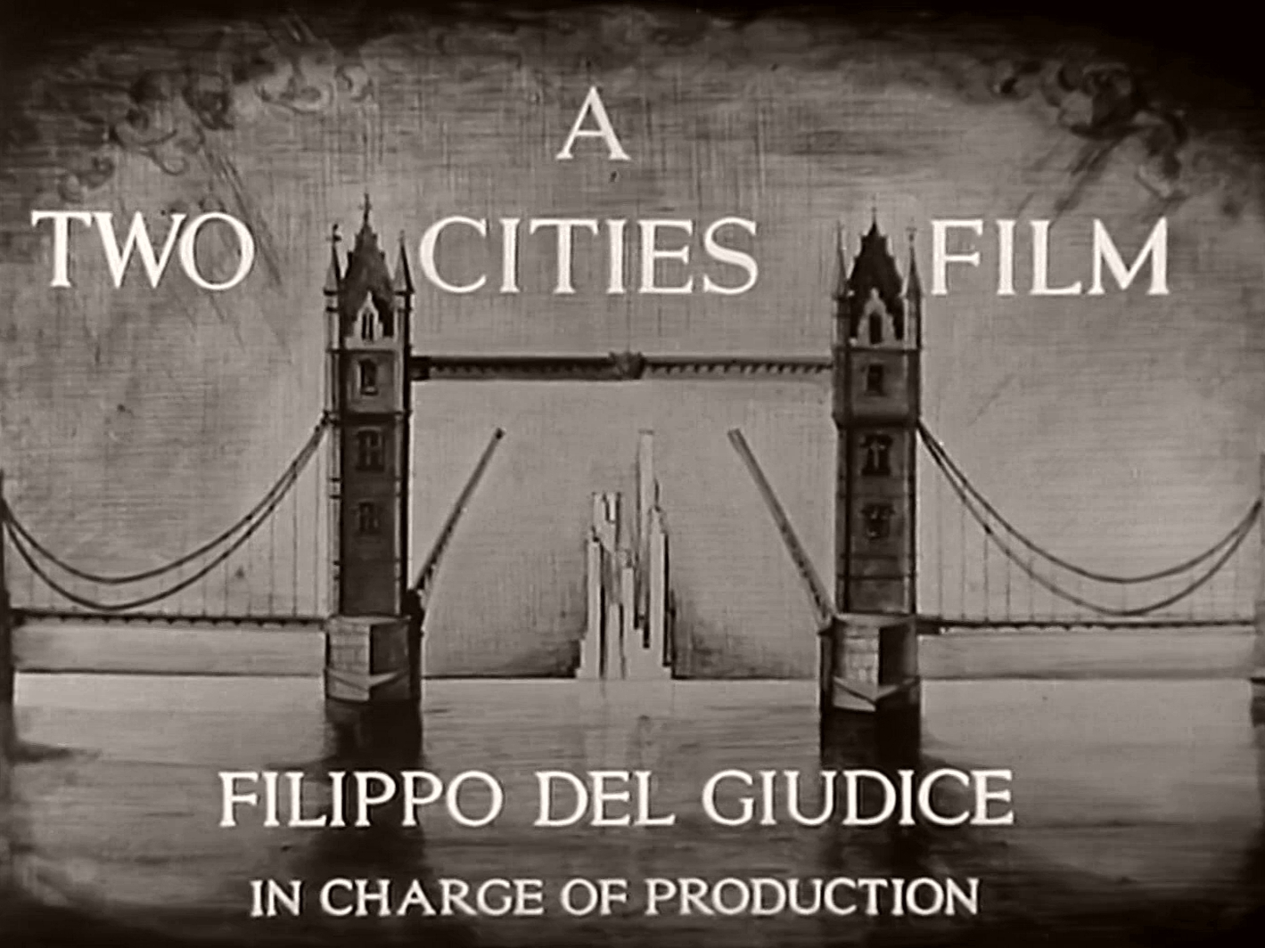 Main title from The Way to the Stars (1945) (2). A Two Cities Film