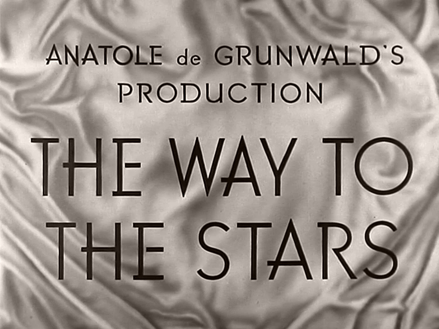 Main title from The Way to the Stars (1945) (4)