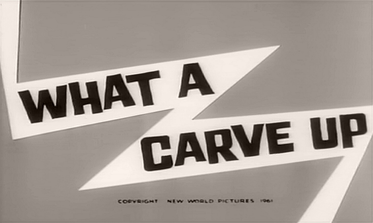 Main title from What a Carve Up! (1961) (6)
