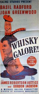 Australian poster for Whisky Galore! (1949) (1)