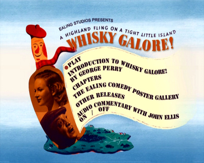 DVD cover of Whisky Galore! (1949) (5)
