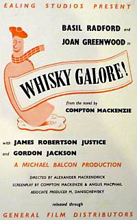 Poster for Whisky Galore! (1949) (2)