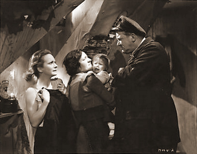 Lottie Smith (Joan Greenwood) is terrified when her father comes home drunk. She lives with her mother, father and four other children in one dirty, squalid room. There is no privacy, nowhere to be alone
