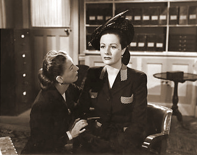 Margaret Lockwood (as Lucy) in a photograph from The White Unicorn (1947) (44)