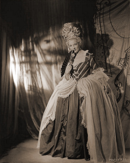 Eileen Peel (as Joan) in a photograph from The White Unicorn (1947) (65)