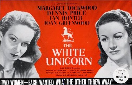 Poster for The White Unicorn (1947) (2)