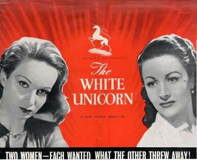 Poster for The White Unicorn (1947) (3)