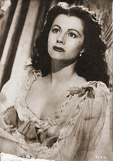 Margaret Lockwood (as Barbara Worth) in a photograph from The Wicked Lady (1945) (42)