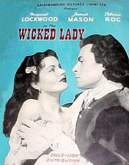 Poster for The Wicked Lady (1945) (1)
