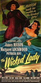 Poster for The Wicked Lady (1945) (10)
