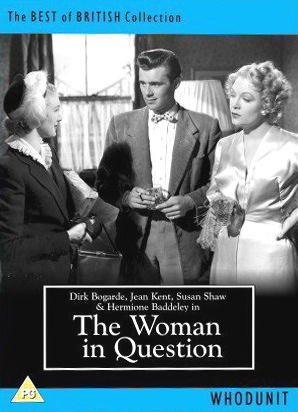 The Woman in Question DVD with Dirk Bogarde and Jean Kent