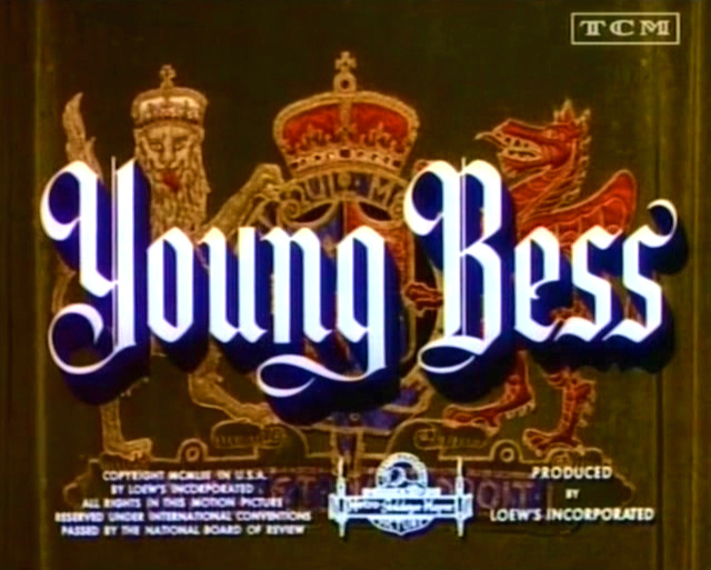 Main title from Young Bess (1953)